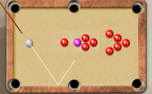 Jeu Mini Pool 3