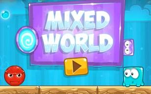 Jeu Mixed World