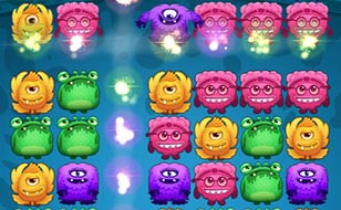 Jeu Monster Fever