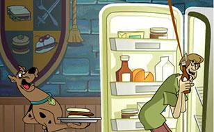 Jeu Scooby-doo Monster Sandwich