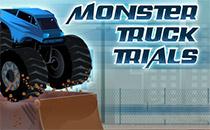 Jeu Monster Truck Trials