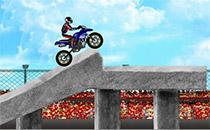 Jeu Moto Stunts