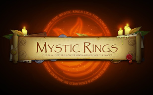 Jeu Mystic Rings