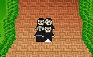 Jeu Ninja ou soeur?