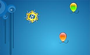 Jeu Ole balloon blaster