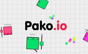 Jeu Pako.io