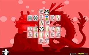 Jeu Panda Mahjong Solitaire
