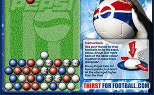 Jeu Pepsi Handball