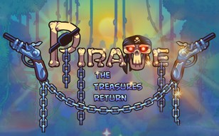 Jeu Pirate - The Treasures Return