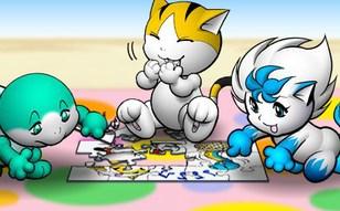 Jeu Puzzle Kids 3