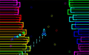 Jeu Rainbow Tunnel