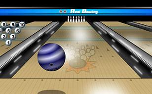 Jeu Real Bowling