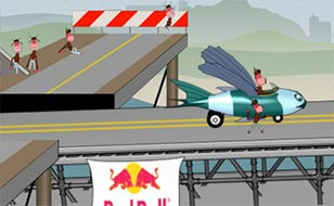 Jeu Red Bull FluTag