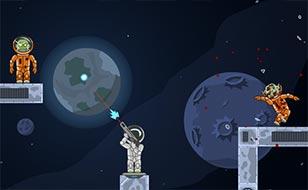 Jeu Ricochet Kills Space