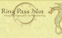 Jeu Ring Pass Not - Dragon Classic