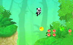 Jeu Run Panda Run