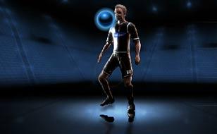 Jeu Samsung Freestyle Football
