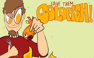 Jeu Save Them Goldfish