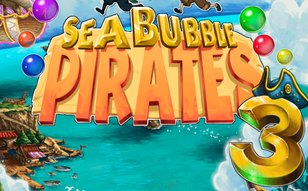 Jeu Sea Bubble Pirates 3