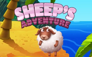 Jeu Sheeps Adventure