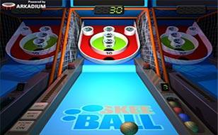 Jeu Skee Ball
