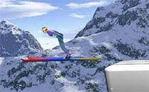 Jeu Ski Jump
