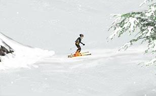 Jeu Ski Sim