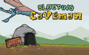 Jeu Sleeping Caveman