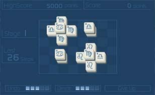 Jeu Slidon Mahjong