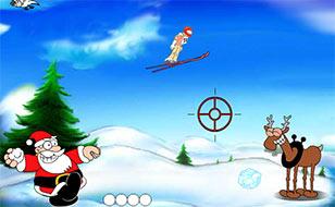 Jeu Snowball Fight