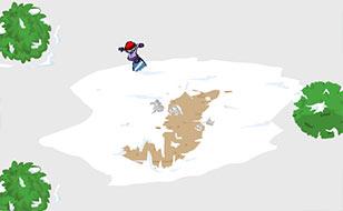 Jeu Snowboard Challenge