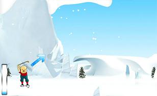 Jeu SnowBounce