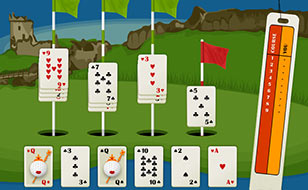 Jeu Solitaire Swing