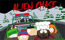 Jeu South Park Alien Chase