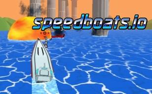 Jeu Speedboats.io