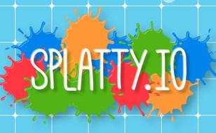 Jeu Splatty.io