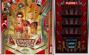 Jeu Starsky & Hutch Pinball