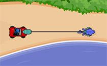 Jeu Stitch Speed Chase