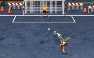 Jeu Street Football