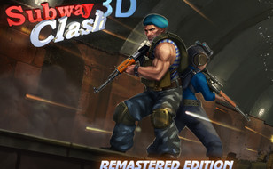 Jeu Subway Clash 3D Remastered
