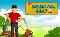 Jeu Super Fun Golf