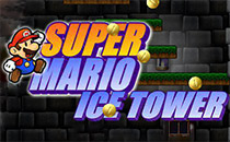 Jeu Super Mario Ice Tower