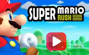 Jeu Super Mario Rush