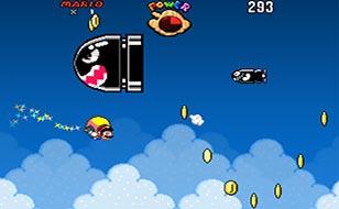 Jeu Super Mario Skyworld