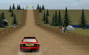Jeu Super Rally Challenge