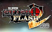 Jeu Super Smash Flash 0.9