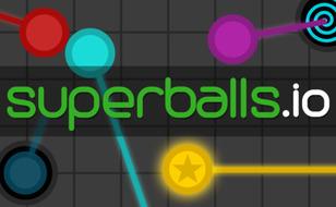 Jeu Superballs.io