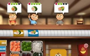 Jeu Sushi Battle