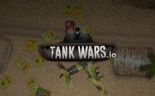 Jeu Tankwars.io