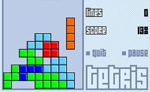 Jeu Tetris